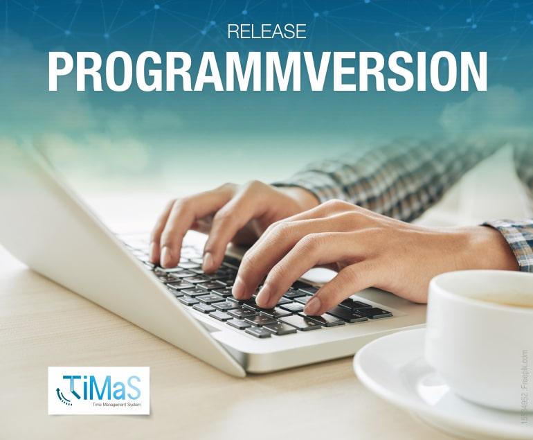 Neuigkeiten Funktionen TiMaS Release